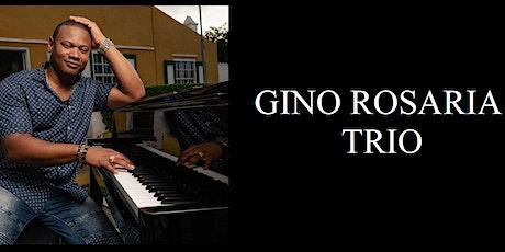 Gino Rosaria Trio featuring Gino Rosaria, Chris Snowden & Rickey Duffey tickets