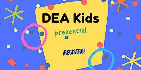 Primaria 1 - DEA Kids boletos
