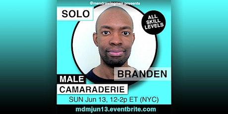 Men Drawing Men (ONLINE)SUN Jun 13, 12-2p ET (NYC) tickets