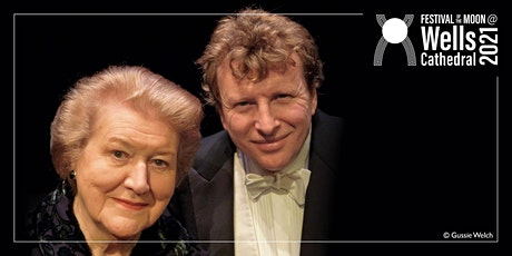 Patricia Routledge and Piers Lane in 'Admission: One Shilling' tickets