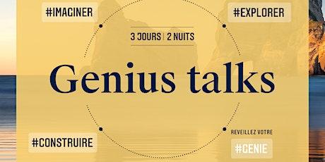 Genius Talks, Arles billets