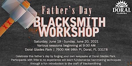 Father's Day Blacksmith Workshop tickets