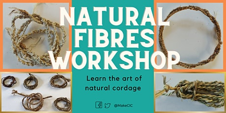 Introduction to Natural Fibres tickets
