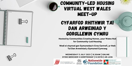 Community-Led Housing West Wales meet-up tickets