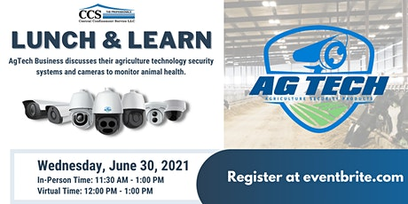 Ag Tech Business Lunch and Learn tickets