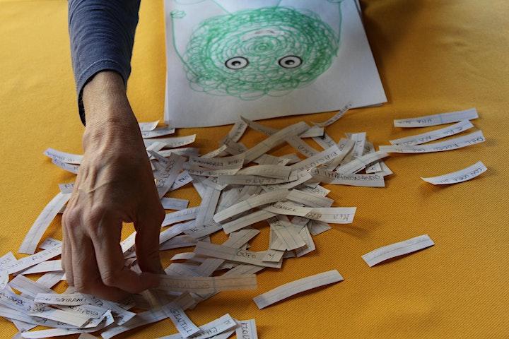 Immagine Scarabocchi e dintorni - Laboratorio di Angela Morgese
