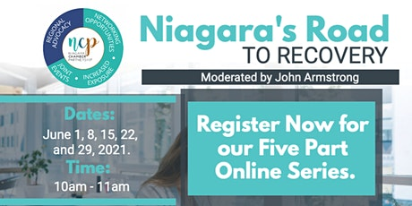 Niagara's Road to Recovery Series tickets