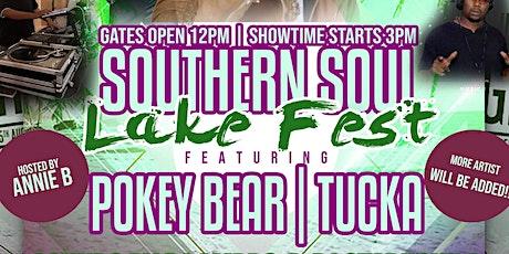 Southern Soul Lake Fest tickets