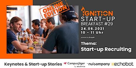 Ignition Start-up Breakfast #29 Tickets