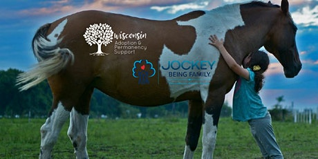 Connecting with Horses and Nature: sponsored by  Jockey Being Family tickets