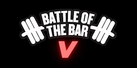 Battle of the Bar: Resurgence tickets