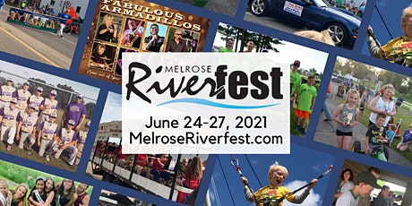 Melrose Riverfest Featuring The Fabulous Armadillos tickets