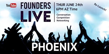 Founders Live Phoenix tickets
