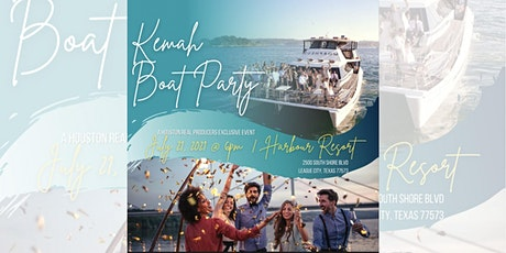 Houston Real Producers Boat Party in KEMAH tickets