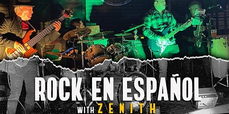 Rock en Espanol at Mujeres Brew House tickets