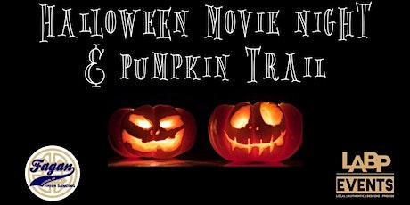 Halloween Movie Night & Pumpkin Trail tickets