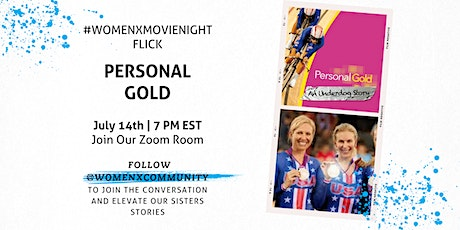 WomenX Movie Night | Personal Gold tickets