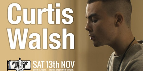 Curtis Walsh tickets