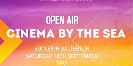 Cinema by the Sea tickets