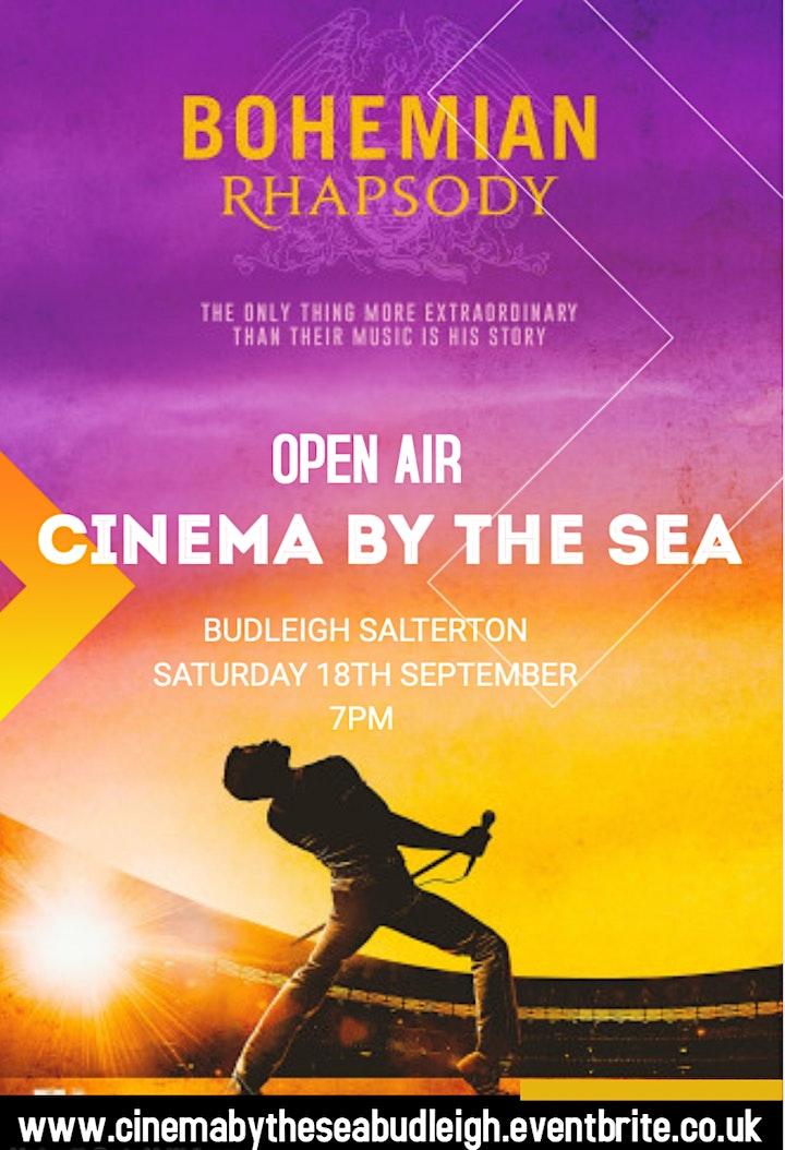 Outdoor Cinema - Bohemian Rhapsody - Budleigh image