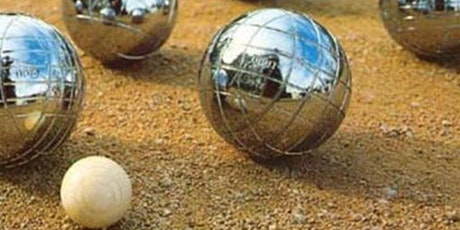 Learn to Play Pétanque tickets