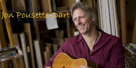 The Jon Pousette-Dart Band in Concert tickets