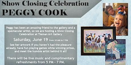 Show Closing Celebration - Peggy Cook tickets
