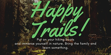 Happy Trails: Hiking Series for Veterans, Family Members, and Supporters tickets