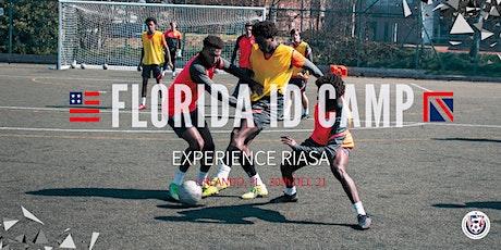 RIASA SOCCER ID CAMP | ORLANDO SOCCER ID CAMP | COLLEGE SOCCER CAMP tickets