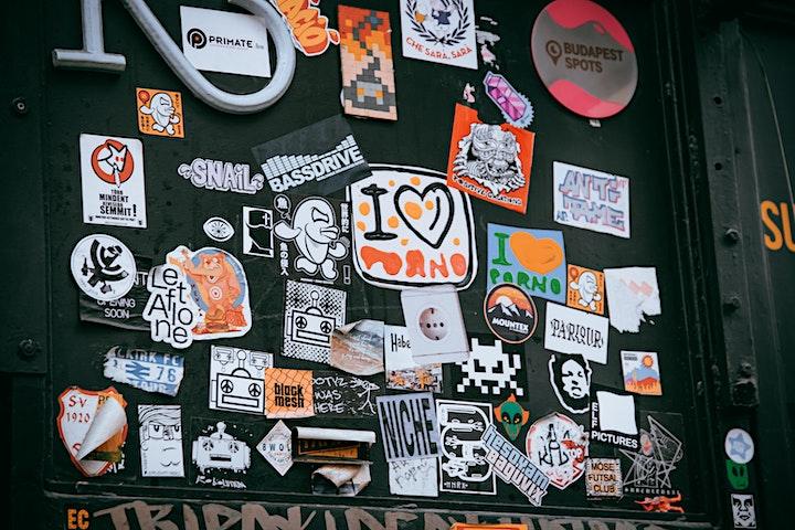 Alternative Street Art Free Walking Tour image