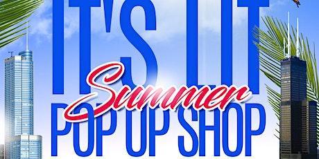 It's Lit Summer Pop up Shop tickets