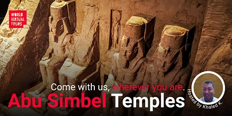 Abu Simbel - the Walking Temples. Ancient Egypt Virtual Tour tickets