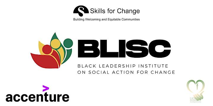 Info-Session - Black Leadership Institute on Social Action for Change BLISC image