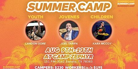 Kids Camp 2021 tickets
