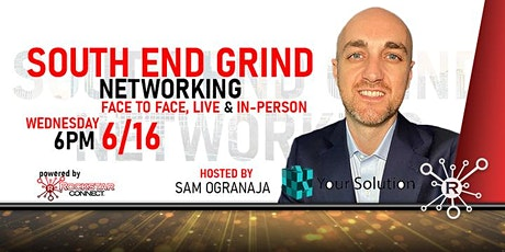 Free South End Grind Rockstar Connect Networking Event (June, Charlotte) tickets