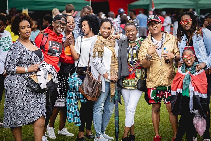 Kenya and Friends in the Park 2021-Sunday image