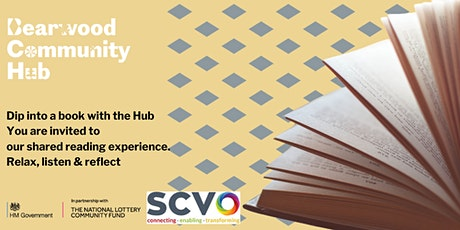 Dip into a Book with the Hub tickets