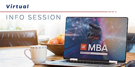 UF MBA Information Session billets