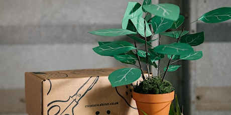 Paper Plants with Creators Cabinet tickets
