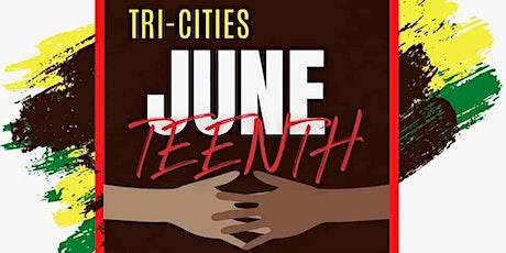 Tri-Cities Juneteenth Festival tickets