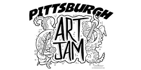 Pittsburgh Art Jam tickets