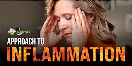 The Wellness Way Approach to Inflammation WEBINAR tickets