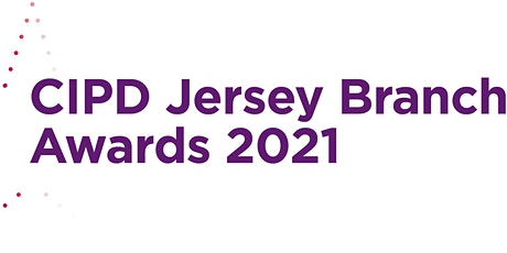 CIPD Jersey Branch awards 2021 tickets