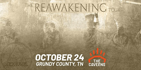 Here Come The Mummies in The Caverns tickets