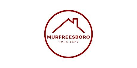 Murfreesboro Home Show tickets