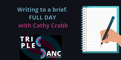 Writing to a brief - FULL DAY - with Cathy Crabb tickets