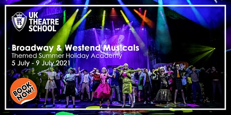 'Broadway & West End Musicals' Themed Holiday Academy tickets