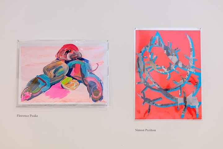 Drawing Biennial 2021 image