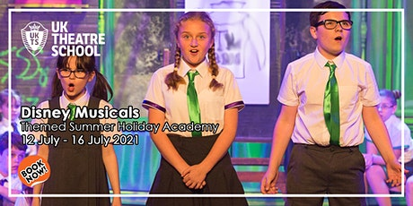 'Disney Musicals' Themed Holiday Academy tickets