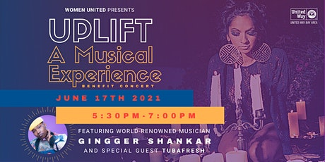 UPLIFT: A Musical Experience tickets